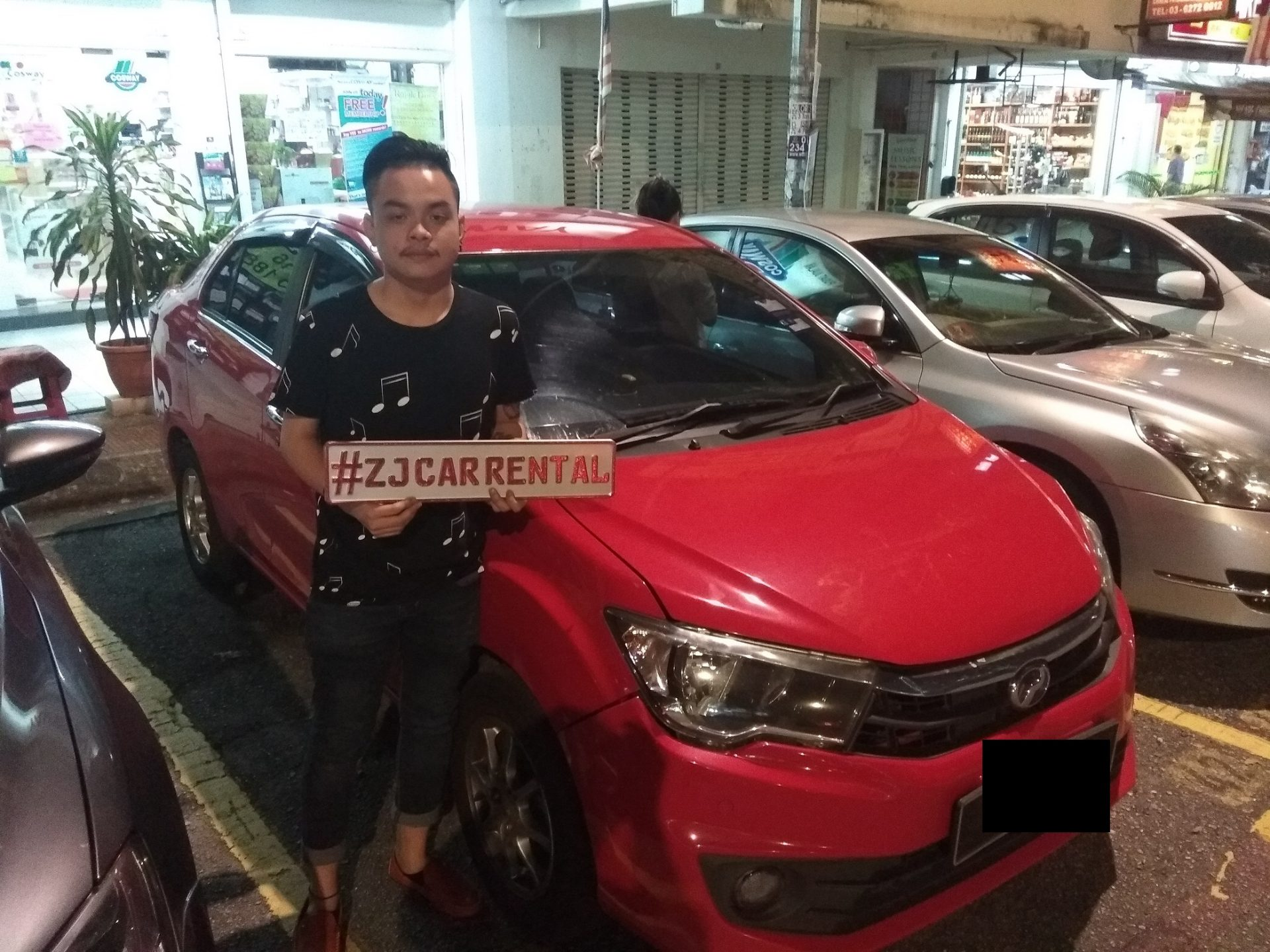 customer car rental 13