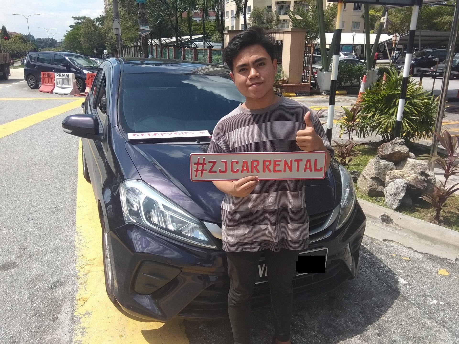 customer car rental 15