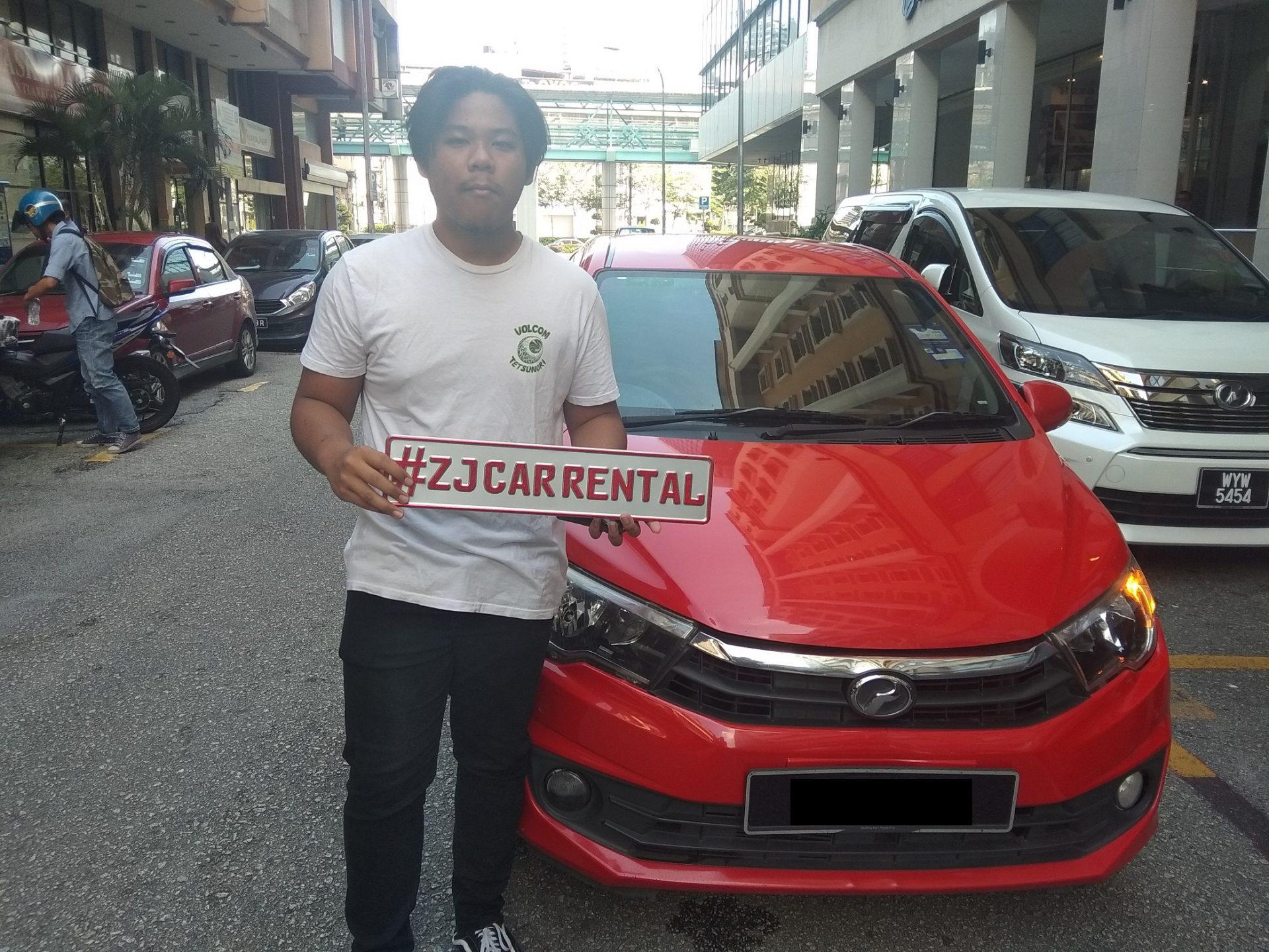 customer car rental 9